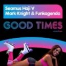 Seamus Haji V Mark Knight & Funkagenda - Good Times (Radio Edit)