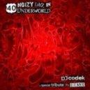 Noisia  - Monolith (ft. Milo and Prolix)