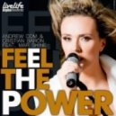 Andrew DDM, Mar Shine, Cristian Baron - Feel The Power (Andrew DDM Remix)