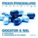 Giocator & NSL - Little Pills