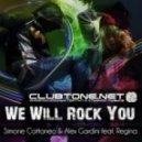 Simone Cattaneo, Feat. Regina - We Will Rock You (Original Mix)