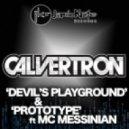 Calvertron - Devils Playground