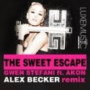 Gwen Stefani feat. Akon - The Sweet Escape (Alex Becker Remix)