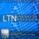 LTN - The Art Of Freedom (DJ Feel Radio Remix) [ALTER EGO] [djfeel.net]