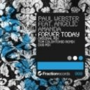 Paul Webster Feat. Angelic Amanda - Forever Today (Dub Mix)
