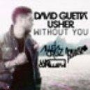 David Guetta feat. Usher - Without You (AllenCruz & Luis Cunillera feat. Miguel Duarte Remix)