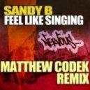 Sandy B - Feel Like Singin\' (Original Mix)