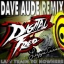 Digital Freq, Lizzie Curious - Last Train To Now (Dave Aude Club Instrumental)