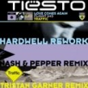 Tiesto - Traffic (Tristan Garner remix)