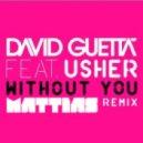 David Guetta feat. Usher - Without You (Mattias Remix)