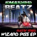 We Bang, Natty Freq - Wizard Piss (Original Mix)