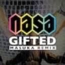 N.A.S.A. (Feat. Kanye West, Santigold & Lykke Li) - Gifted (Masuka Remix)