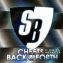 Phillipa Alexander, Cheets - Back & Forth (Scott Diaz Connectd Mix)