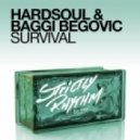 Hardsoul, Baggi Begovic - Survival (Original Mix)