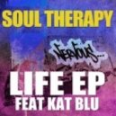 Soul Therapy feat. Kat Blu - Dance Thru Revolution (Original Mix)