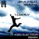 Jet Fly feat Nika p.m. - I Can Fly (DJ Emil Rocks remix)