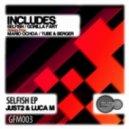 JUST2 & Luca M - Gorilla Fart (Original Mix)