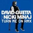David Guetta feat. Nicki Minaj - Turn Me On (Michael Calfan Remix)