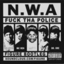 NWA- figure - Fuck The Police (Figure Bootleg)