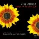 4 Da People - Crazy 4 Ya Luv (Paul Cutie Remix)