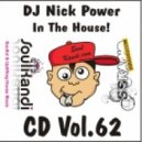 Nick Power - In The House Vol.62