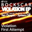 Yan Oxygen , Bockscar - System Off (Bockscar Remix)