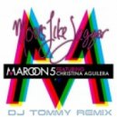Maroon 5 feat. Christina Aguilera - Moves Like Jagger (DJ Tommy Remix)