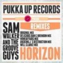 Sam Walker & The Groove Guys - Horizon (Rocking J Destruction Mix)