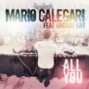 Mario Calegari Feat. Lindsay Kay - All You (David Herrero OLE Remix)
