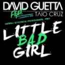 David Guetta Feat. Taio Cruz - Little Bad Girl (Mark Stereo Personal Mix)