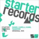 Daniel Carelli Kamil - Takeover (Original Mix)