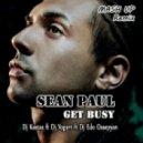 Sean Paul - Get Busy (Dj Kostas ft Dj Edo Ossepyan ft Dj Yogurt Mash Up Remix