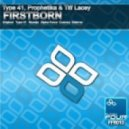 Type 41, Prophetika & Tiff Lacey - Firstborn (Cozmoz Darkroom Mix)