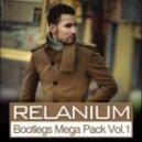 Olav Basoski vs. DJ Felipe Magraner vs. Relanium - Waterman Get Up (Relanium Bootleg)