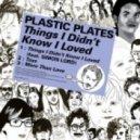 Plastic Plates - Toys
