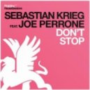 Sebastian Krieg feat. Joe Perrone - Don\'t Stop (Instrumental Mix)