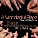 Blaze pres. UDAUFL feat. Ultra Nate - A Wonderful Place (Sean McCabe Classic Mix)