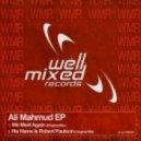 Ali Mahmud - His Name Is Robert Paulson (Original Mix)