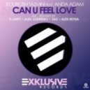 Kourosh Tazmini feat. Anda Adam  - Can U Feel Love (Extended Mix)