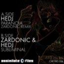 Hedj - Paranoia (Zardonic Remix)