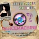 Saint Liz & Chris Decent - Dance Machine (Original Mix)