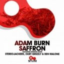 Adam Burn -  Saffron (Original Mix)