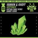 Khoff, Vanin - Kryptonite (Captain Panic Remix)