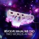 Majai, Revolvr - Toll Says No More (Original Mix)