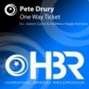Pete Drury - One Way Ticket (Matthew Nagle Remix)