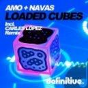 David Amo & Julio Navas - Loaded Cubes (Carles Lopez Remix)