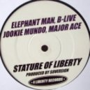Elephant Man feat. MC B-Live & Jookie Mundo & Major Ace - Stature Of Liberty (Sovereign Mix)