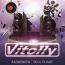DJ Vitolly  - Soul Flight 23 ( TranceFan Vol 010 - 8.04.2012 )