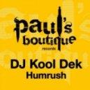 Den Ishu - Humrush (Den Ishu's Vaffanculo Mix)