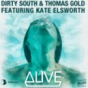 Dirty South & Thomas Gold  - Alive (Milani Deeper Remix)